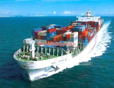freight forwarding services  dubai uae star light