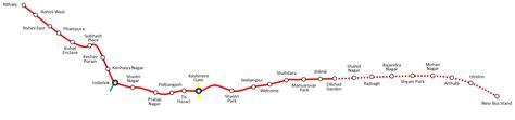 File:Red Line (Delhi Metro).png - Wikipedia