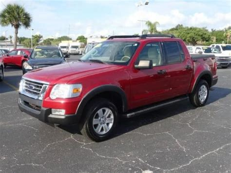buy ford explorer sport trac buy used 2009 ford explorer sport trac xlt in 8000 park