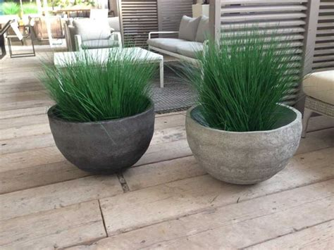 vasi da giardino in cemento fioriere cemento vasi e fioriere fioriere in cemento