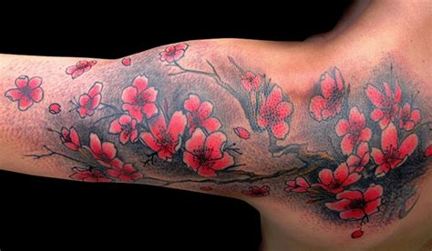 tattoo flower background 26 colorful half sleeve tattoo ideas for men