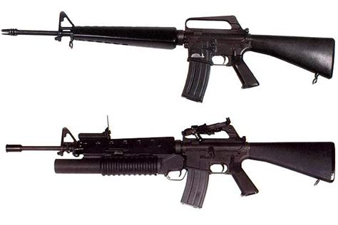 m16a1 rifle information armyproperty