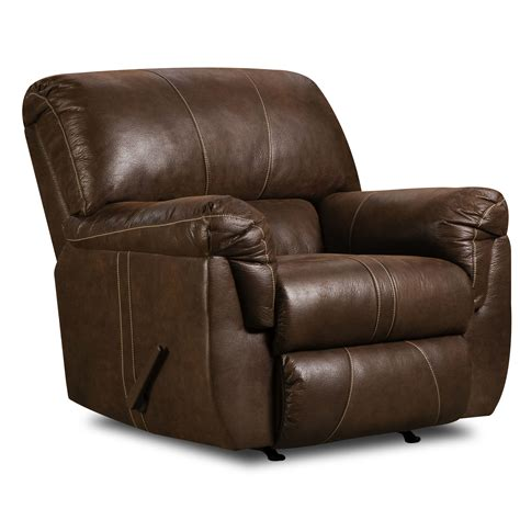 simmons recliners simmons upholstery renegade beautyrest rocker recliner