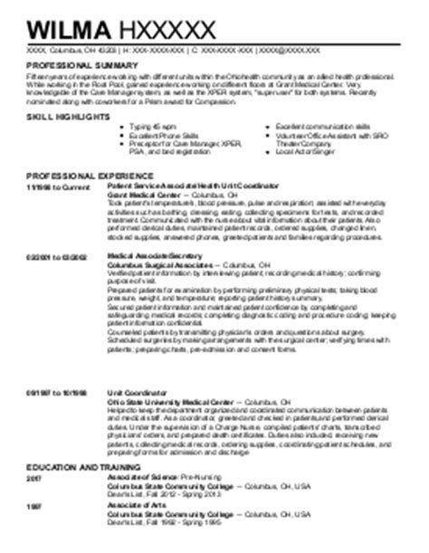 Resume Sle Service Technician by Central Service Technician Resume Sle 28 Images Sle