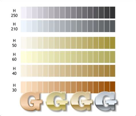 metallic colors page 1 xara xone workbook step by step tutorial
