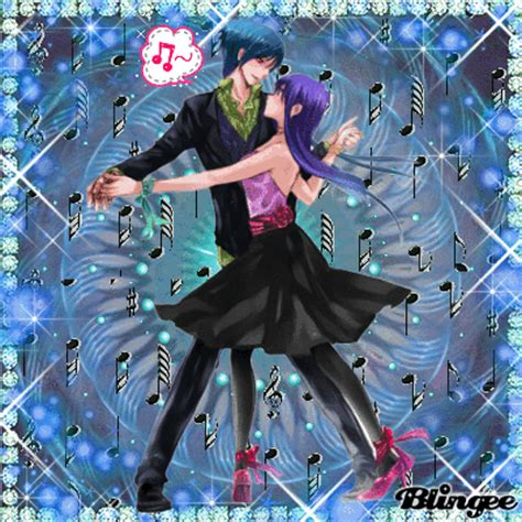 anime dancing