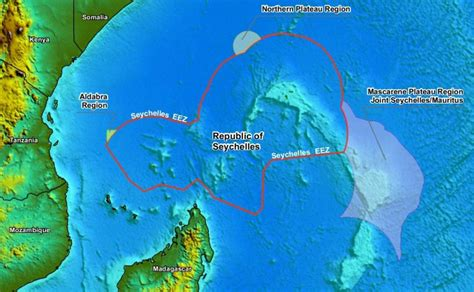 Continental Shelf Of India by Management Structure To Be Established By Seychelles And