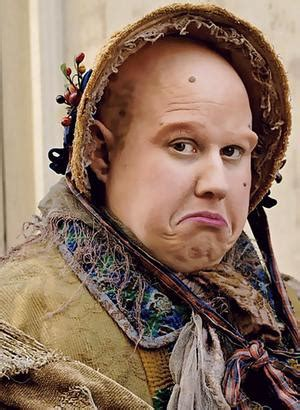matt lucas as toad in the bbc's production of the wind in