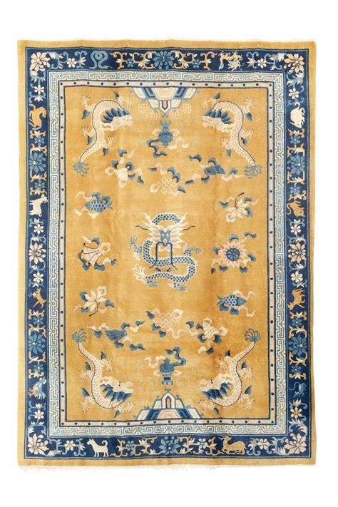 tappeto cinese tappeto cinese pechino prima meta xx secolo tappeti