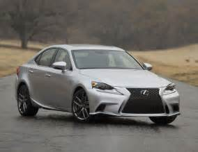 Lexus Of Lexus Is To Be Next Recipient Of New Turbocharged Engine