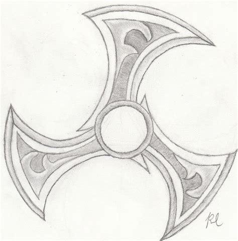 K Drawing Lol by Zed S Shuriken From Lol By Viviismymaster On Deviantart