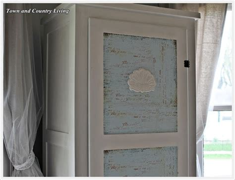 skinny armoire skinny armoire makeover town country living