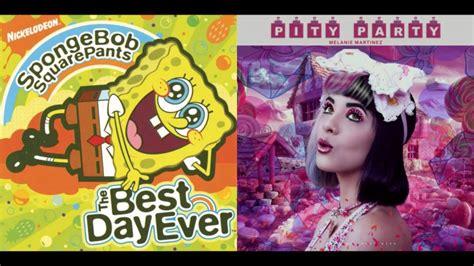 best party lyrics ever the best party ever mashup spongebob squarepants