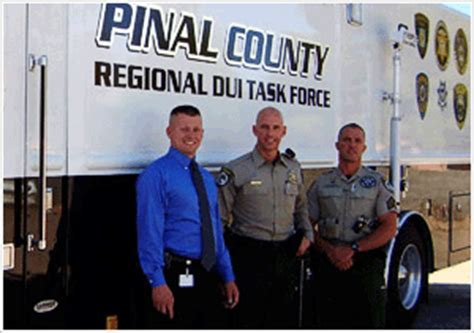 Pinal County Sheriffs Office by Dui Task Pinal County