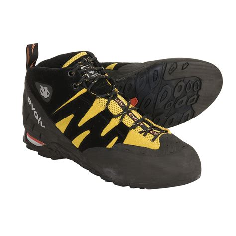 high top climbing shoes evolv maximus high top climbing shoes for and