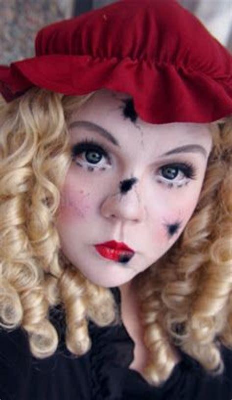 diy broken doll costume jangsara s broken doll costume makeup tutorial costume