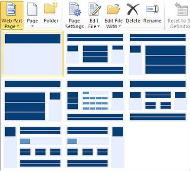 sharepoint 2010 layout zone index create sharepoint site pages sharepoint