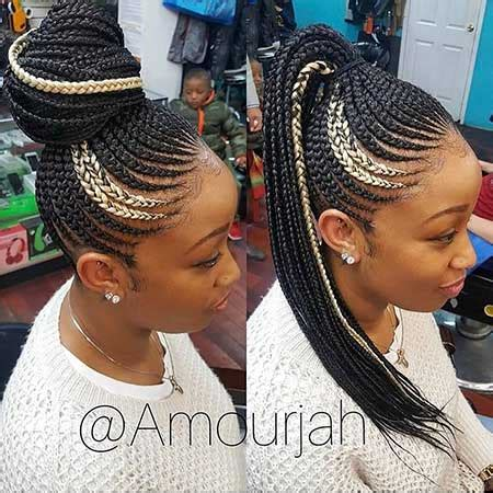 inspiring ponytail styles for african american hair