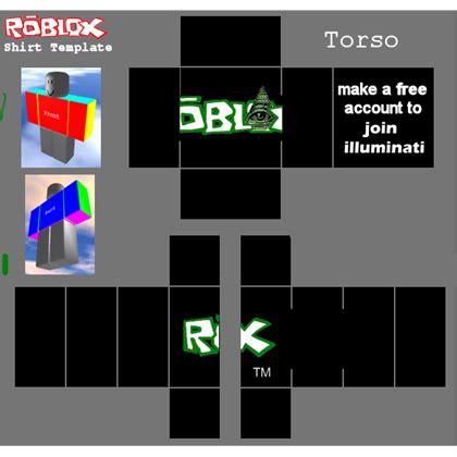 Guest Illuminati Shirt Roblox Roblox Shirt Template Maker