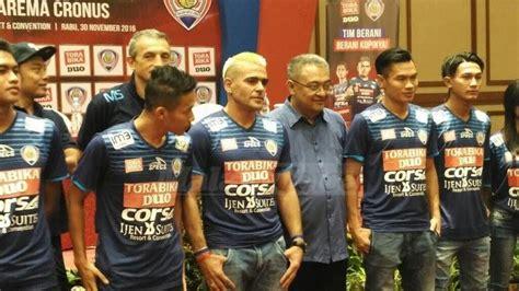 Jersey Piala Presiden piala presiden arema fc gunakan jersey baru malangvoice