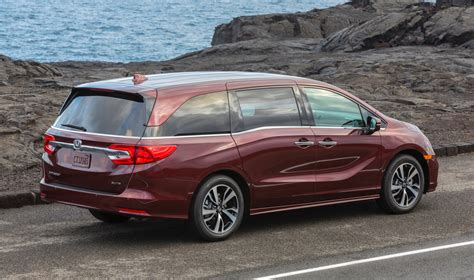 honda odyssey 2018 honda odyssey arrives tomorrow starting at 30 890