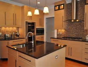 Dark Kitchen Cabinets With Light Countertops by Pin By Keri Johnson On Ideas Pinterest