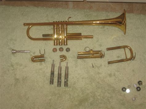 How To Clean A Brass L by Clean Your Brass Instrument From Home