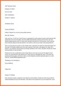 letter template asking for donations donation request letter soap format