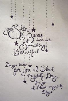 lyrics stars and music note tattoo chris hatch tattoo i n k on pinterest