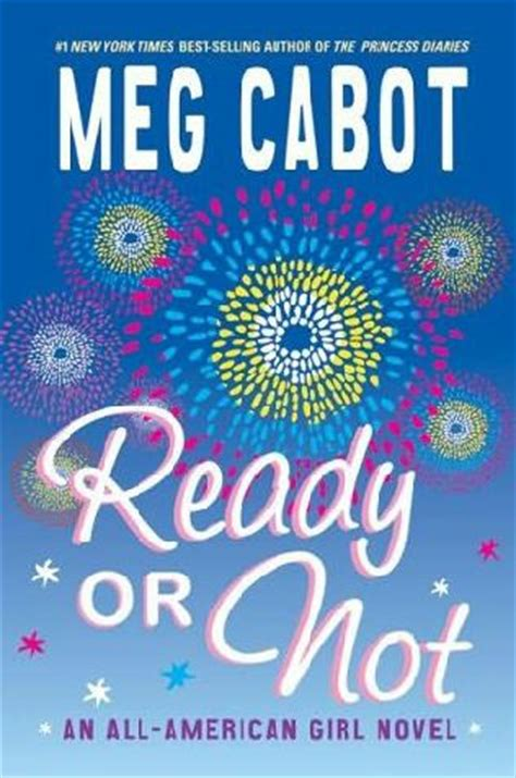 2 In 1 All American Ready Or Not Megcabot Teenlit ready or not all american book 2 by meg cabot