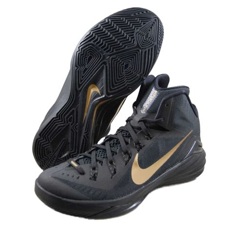 2014 new basketball shoes nike mens hyperdunk 2014 black basketball shoes 653640 071