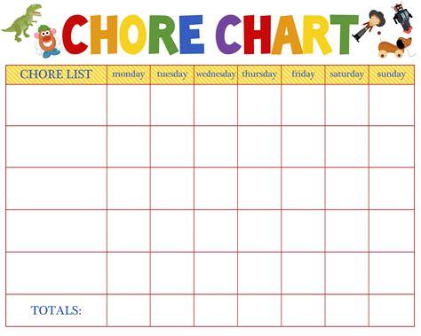 Customizable Website Templates by Customizable Chore Chart Template Best Template Design