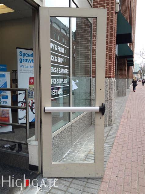 Commercial Glass Door Repairs New York Glass Door Repairs