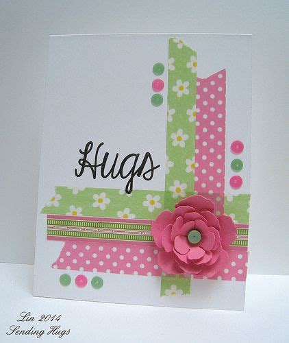 Handmade Hugs - handmade card sss may 28 hugs the pretty tones