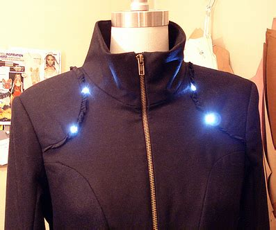 cycling jacket with lights safe and stylish cycling a bicycle jacket with lights
