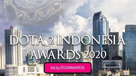 dota  indonesia awards  acara  dibuat oleh melon