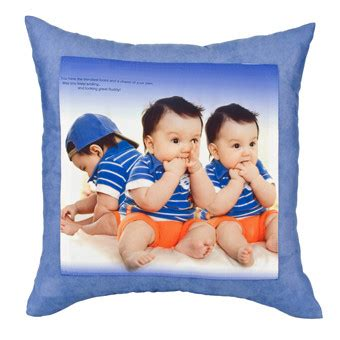 specialized photo style printing sublimation pillow for