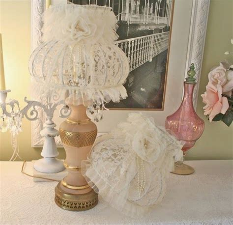 728 best shabby chic lshades images on pinterest chandeliers l shades and lshades