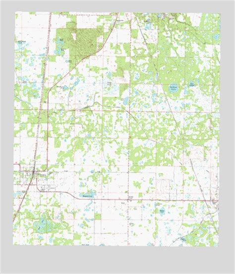 bushnell florida map bushnell fl topographic map topoquest