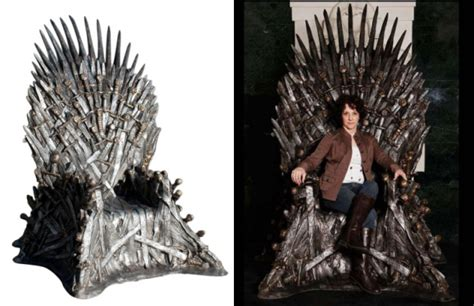 Iron Throne Office Chair by 301 Moved Permanently
