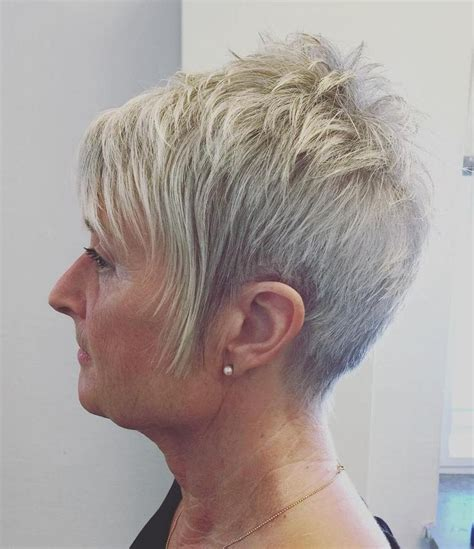 choppy bob for over 60 17 best images about short sophisticated hair cuts on