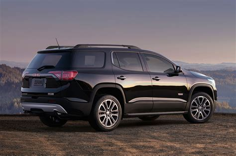 gmc adacia 2017 gmc acadia reviews and rating motor trend