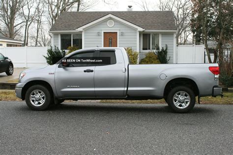 crew cab long bed 2007 toyota tundra sr5 loaded crew cab pickup 4 door 5