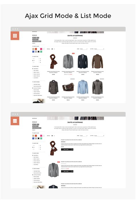 forte responsive shopify template by halothemes