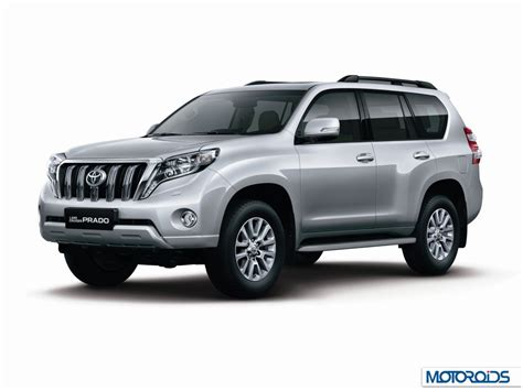 toyota website india toyota new 2014 land cruiser prado launched in india