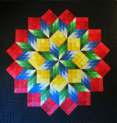 Sler Quilt Blocks Free by 1000 Ideas About Tumbling Blocks On Quilts