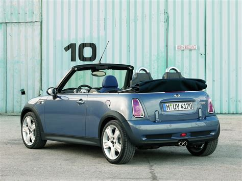 2005 2008 Mini Cooper Hardtop Convertible And S Mini Cooper S Convertible 2005 2008 Mini Cooper S