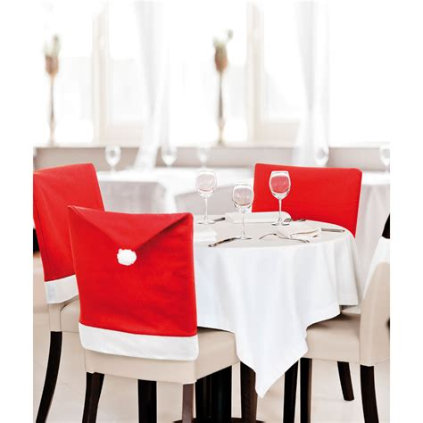 santa hat chair covers santa hat dining chair covers