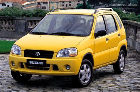 2001 Suzuki Ignis Suzuki Ignis 5 Doors Specs 2000 2001 2002 2003