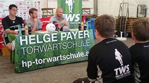 erste bank himberg helge payer torwartcs 2018 helge payer torwartschule